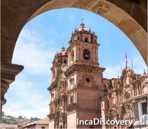 travel inca